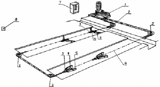 Принцип работы скребкового транспортера навозоудаления только с конвейера губка боб
